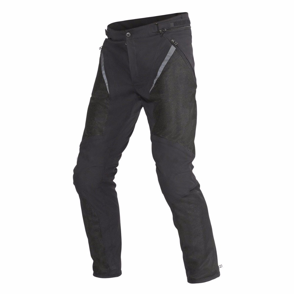 2018 nouveau pour Dain Super hommes pantalons de cyclisme sport été voyage noir/rouge hommes multifonction Moto pantalon pantalon de course
