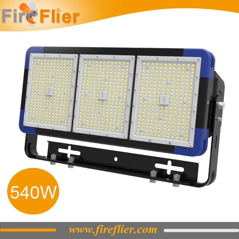 3pcs/lot Fireflier 1000W LED flood light 800W outdoor LED stadium sport lighting football soccer field court floodlight 25degree - 4