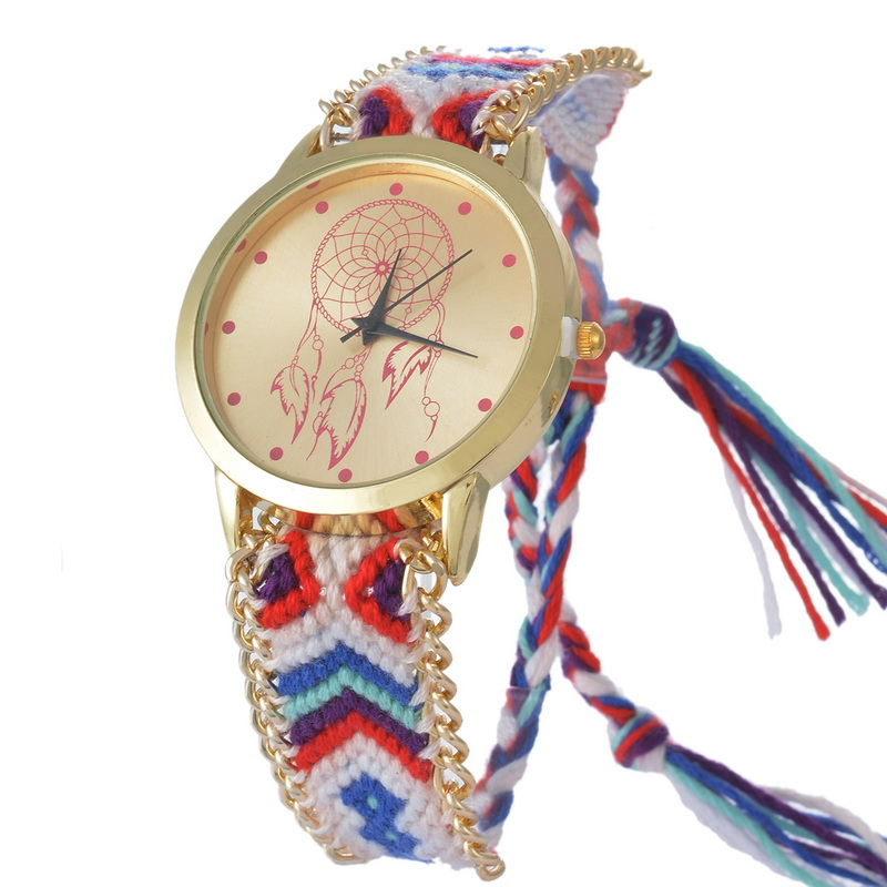 watch watches online india shopping womens fiesta thread colorful bracelet
