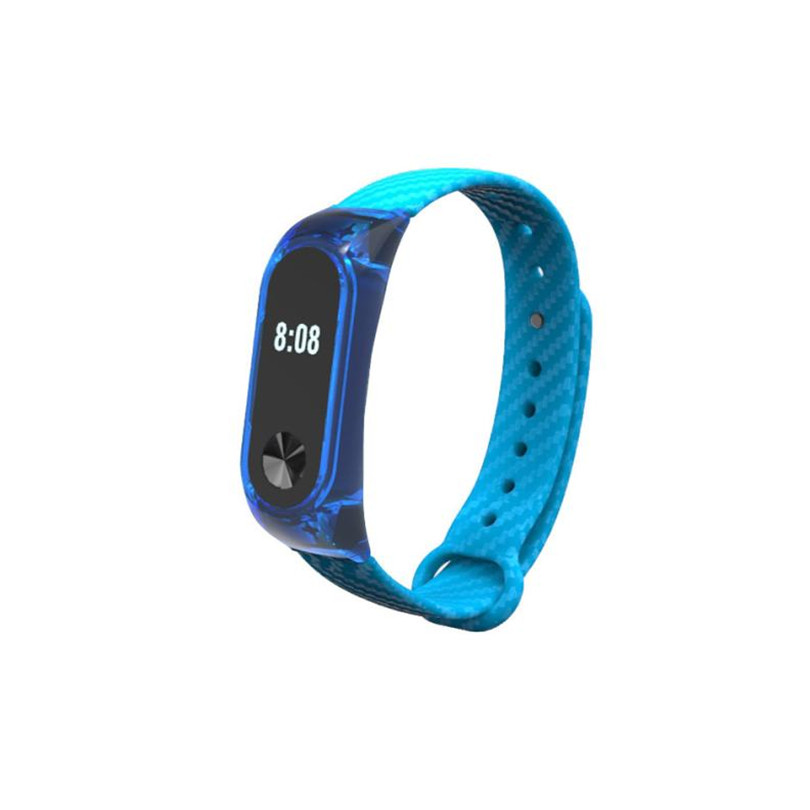 Fashion Clear TPE Wristband Sport Style Strap NEW Durable Smart Watch Band Bracelet For Xiaomi Mi Band 2 July24 new fashion original silicon wrist strap wristband bracelet replacement for xiaomi mi band 2 dignity 8 9