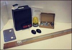 Heavy duty Automatische ausrüstung für schiebe tor HOMEGATE CN DKC500ACP Kit tor öffner tor
