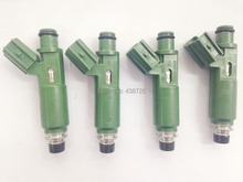 high quality and new   Fuel Injectors NOZZLE 2325022040 232500D040 23250-0D040 23250-22040 for For TOYOTA Corolla Celica Matrix