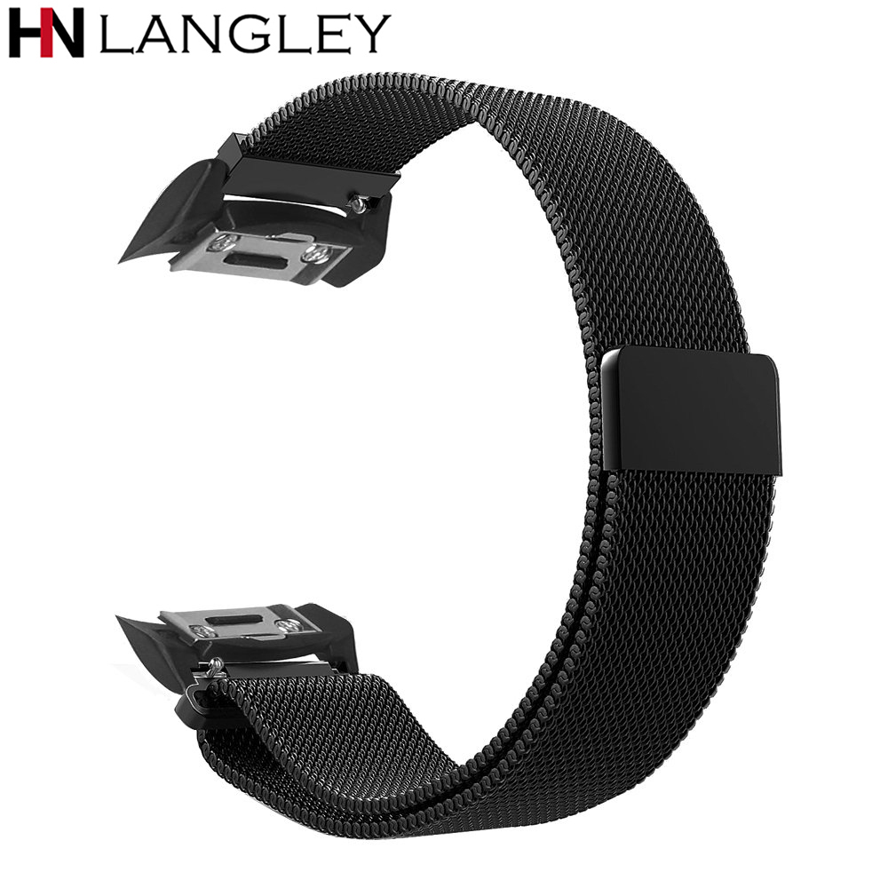 For Samsung Gear S2 Watch Band Special Adapter Milanese Loop Adjustable Stainless Steel Strap Bands for Gear S2 SM-R720/SM-R730For Samsung Gear S2 Watch Band Special Adapter Milanese Loop Adjustable Stainless Steel Strap Bands for Gear S2 SM-R720/SM-R730