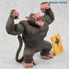 DBZ Son Goku Transformation Great Ape Monkey PVC Action Figure 13cm