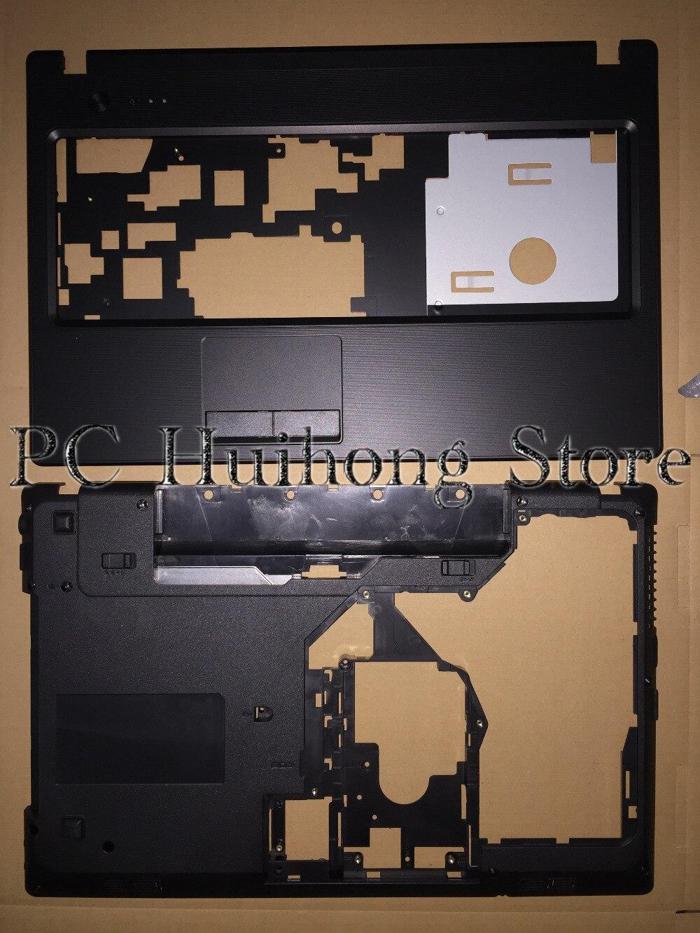 ФОТО New/Origl For Lenovo G570 G575 Bottom Base Cover Case & Palmrest Upper Case W