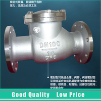 DN20 Check Valve SS304 For Water Oil Steam