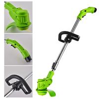 Electric Grass Cutter Cordless String Trimmer Edger Garden Household Small Multi functional Lawn Mower Machine