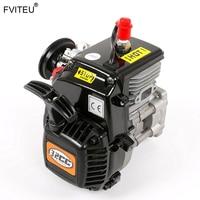 FVITEU 32cc 4 БОЛТЫ двигатели для автомобиля комплект с китайской свечи зажигания и карбюраторы мотоциклов 1/5 HPI Rovan km Baja 5b 5 т 5sc Losi 5ive t