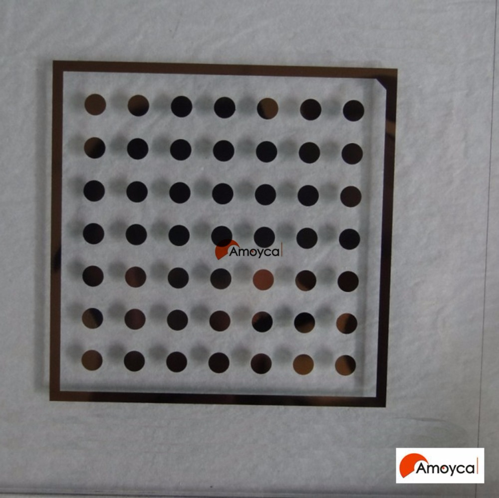 Machine vision calibration target ,OpenCV,Halcon, Correct lens distortions,calibration plate 7X7 dot diameter 2mm