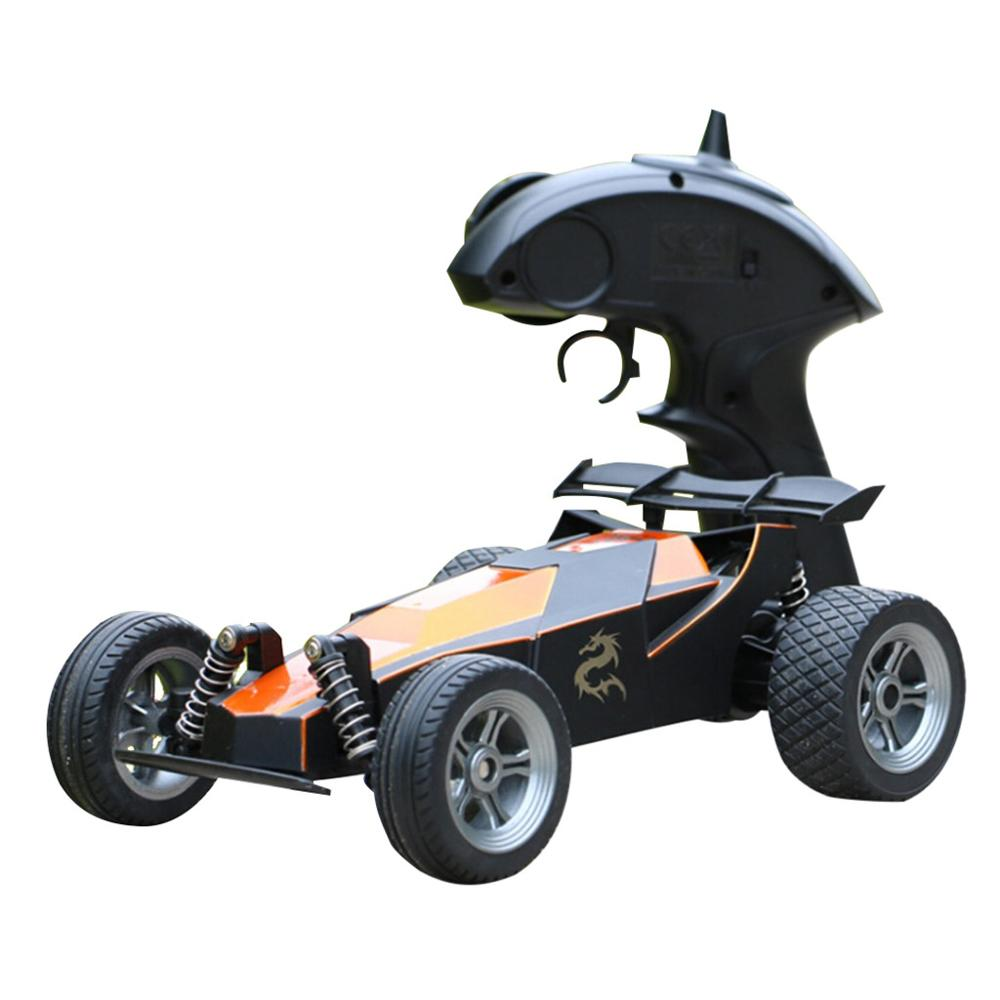 Image 5 - Remote Control Car Children's Toy Trail Sports Car Model Equation Drift Racing-in RC Cars from Toys & Hobbies