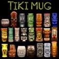 Tiki bar tiki кружка, tiki keller Гавайские Коктейльные стеклянные керамические кружки для мартини