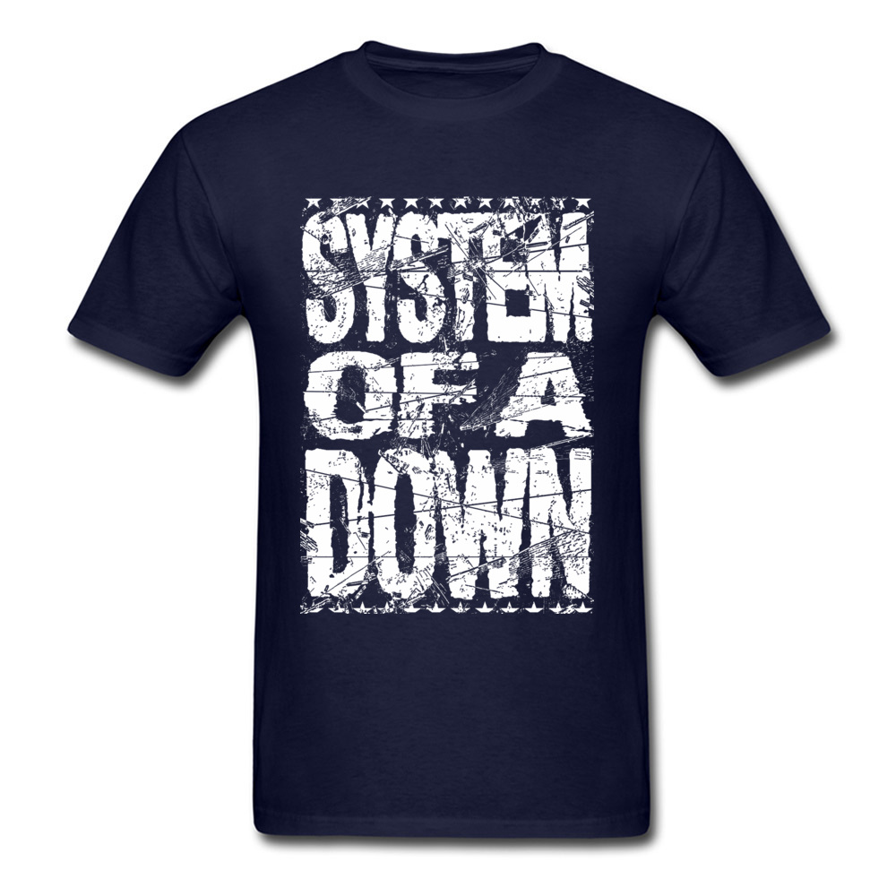 System Of A Down Logo_navy