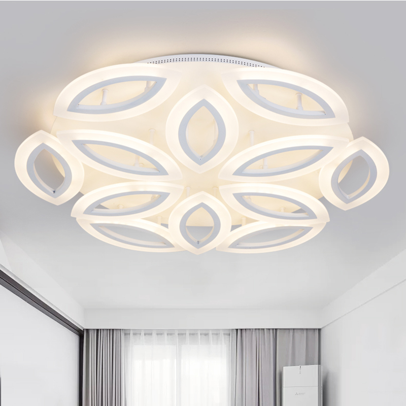 Modern Led Ceiling Lights For Living Study Room Bedroom Decor Lighting Fixtures lampe plafond avize Home Acrylic Ceiling Lamp modern led ceiling lights for living room bedroom foyer luminaria plafond lamp lamparas de techo ceiling lighting fixtures light