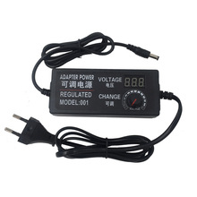 9-24V 3A 72W AC/DC Adapter Switching Power Supply Regulated Power Adapter Display EU/US Plug High Quality цена и фото