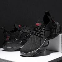 Sport Sneakers Men Plus Size 46 Men's Shoes Breathable Lightweight Footwear Male Soft Trainers Krasovki Men Zapatillas Hombre
