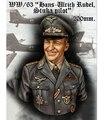 Второй мировой войны короля Stuka 1/9 ханс - ульрих Rudel полковник цифры смола бюст ( без основания ) смола комплект новые ожидаемые лучшее качество