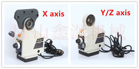 AL 310S 200RPM 450in lb110V 220V Power feed Vertical milling machine X Y Z axis feeder free shipping