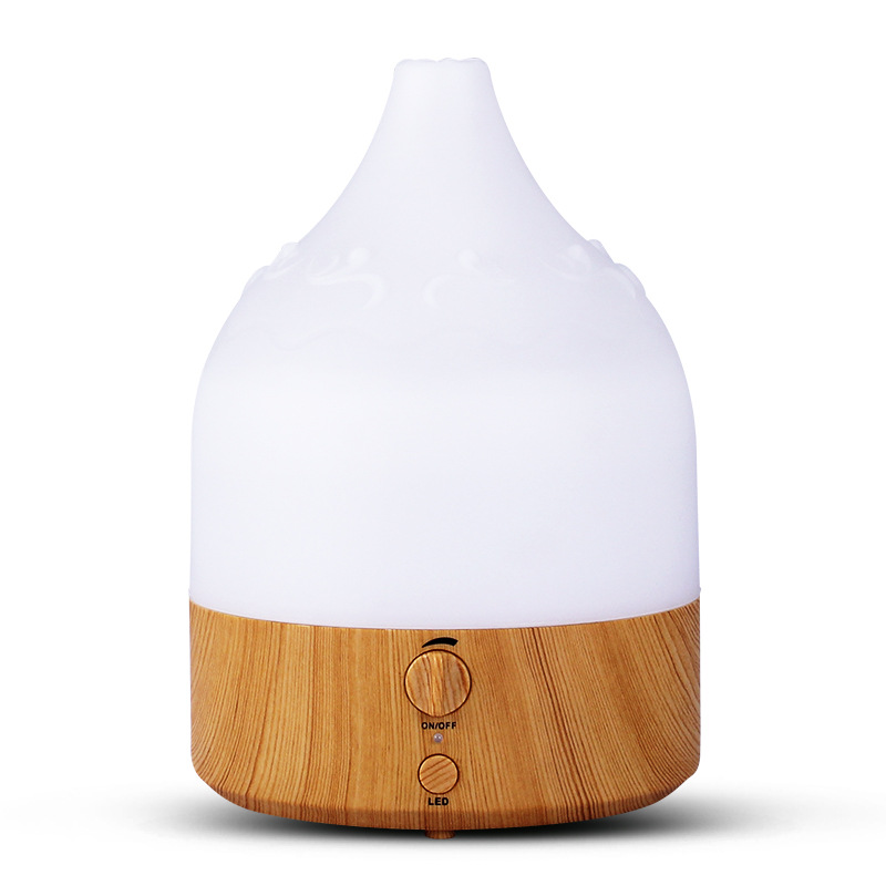Wood Grain Humidifier Essential Oil Aromatherapy Diffuser Usb Charging Home Air Humidifier Purify Led Night Light Mist Maker UWood Grain Humidifier Essential Oil Aromatherapy Diffuser Usb Charging Home Air Humidifier Purify Led Night Light Mist Maker U