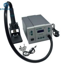 Station de reprise d'air chaud PHONEFIX Quick 861DW Spot rapide 861DW pour Kit d'outils de réparation de soudure de carte mère de téléphone portable