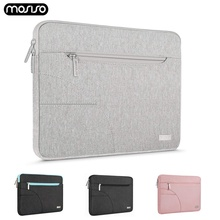 MOSISO Laptop Sleeve Bag 12 13.3 14 15.6 inch for Macbook ASUS Acer Lenovo Dell Soft Notebook Bag Case For Macbook Air Pro 13 15 binful soft waterproof men laptop handle bag 13 14 15 15 6 inch notebook bag for macbook pro air dell lenovo xiaomi 13 3 15 4