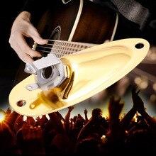 Новый лодка выход вход разъем пластина розетки для страта гитары запасные детали