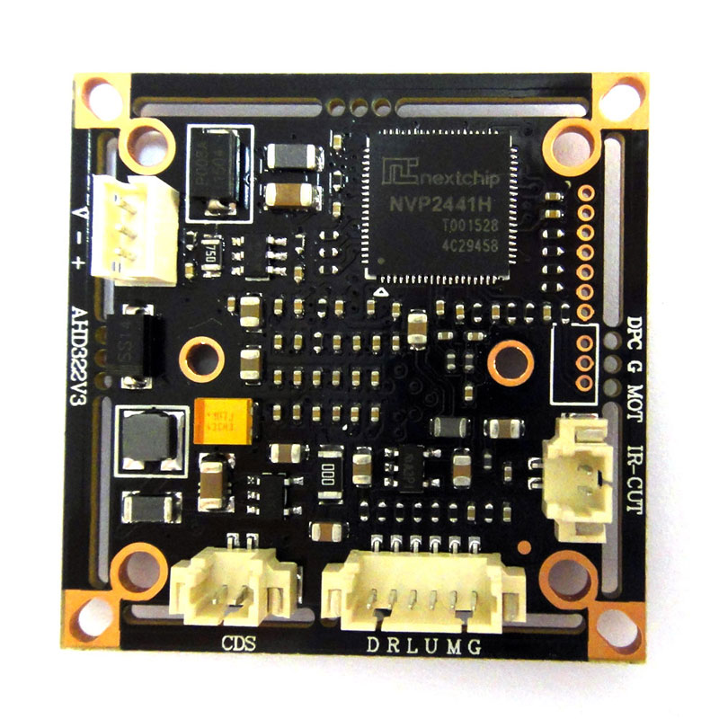 HD 1080P AHD 1 2 9 quot Sony IMX323 NVP2441 Starlight Low illumination CCTV board camera module PCB mainboard in Surveillance Cameras from Security amp Protection