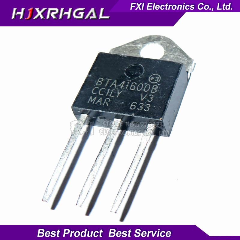 5PCS BTA41-600B BTA41-600 TO-3P TO3P BTA41600B New Original