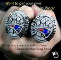 Full Customized University ,Class , Company  ,Champions, Sports , Game Ring