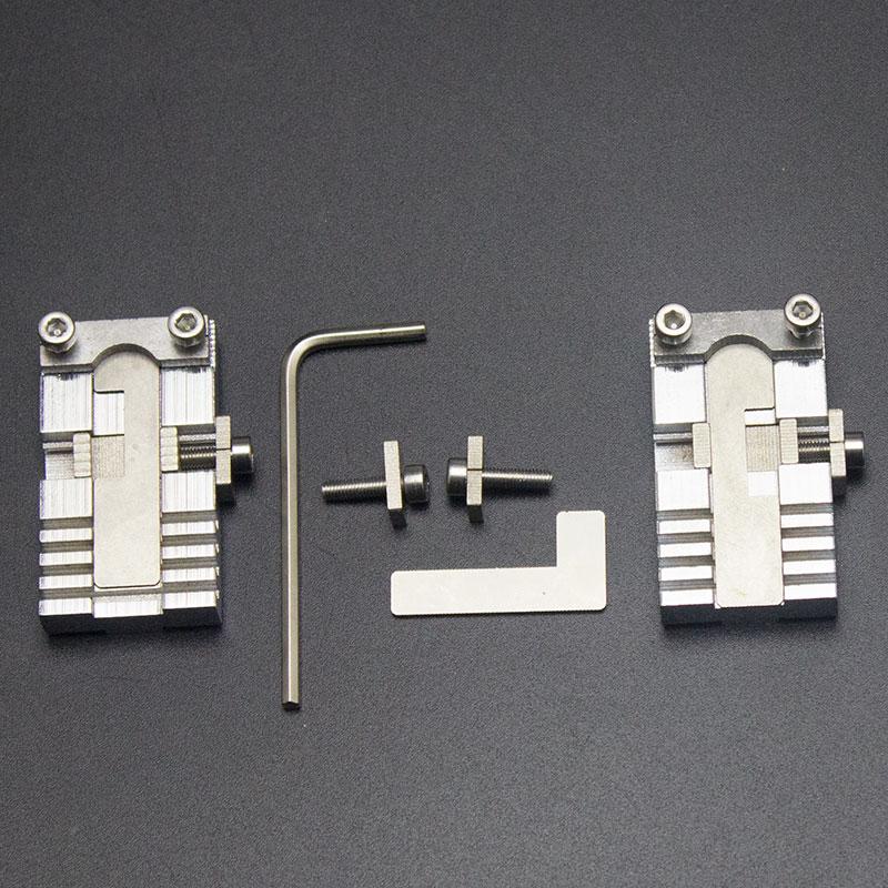 HUK Universal Multifunction Car Keys Key Duplicating Machine Jig Locksmith Tool цена