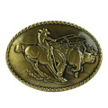 Senmi Brand Women Belt Buckles Horse Western Fashion Belts Buckles Men Jeans accessories