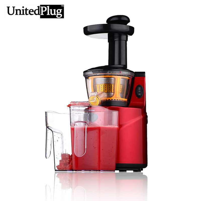 UnitedPlug Juicer automatic orange juicer Healthy nutritious slow juicer home using electric juicer fruit juice maker K-Q8 glantop 2l smoothie blender fruit juice mixer juicer high performance pro commercial glthsg2029