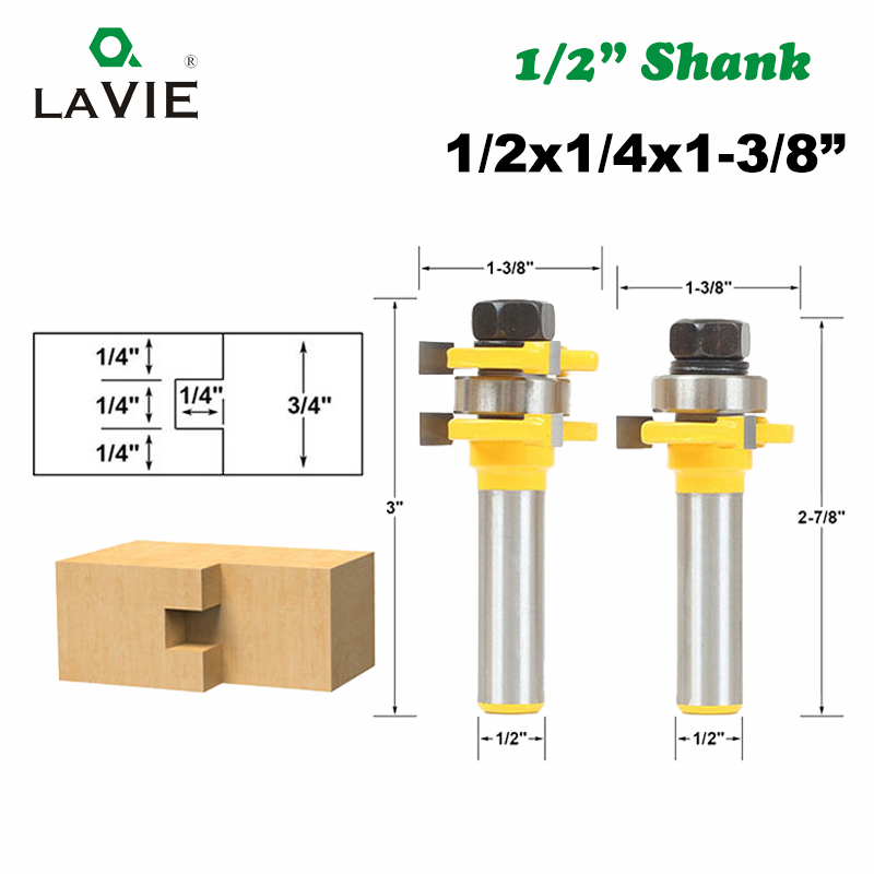 """1 piece Beading Router Bit Milling Cutter Woodworking Power Tool 1//2/""""*3//4/"""""""