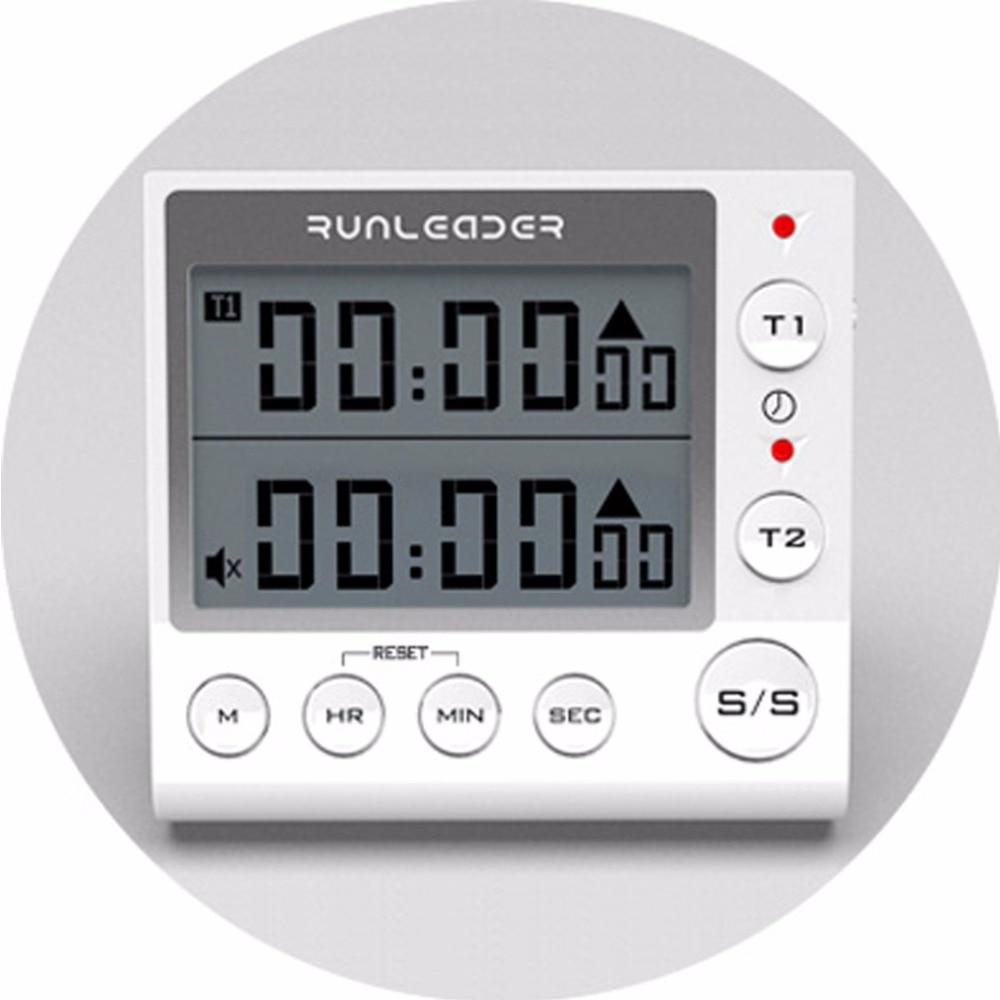 Digital Kitchen Timer, Cooking Timers ,large LED display, loud alarm ...