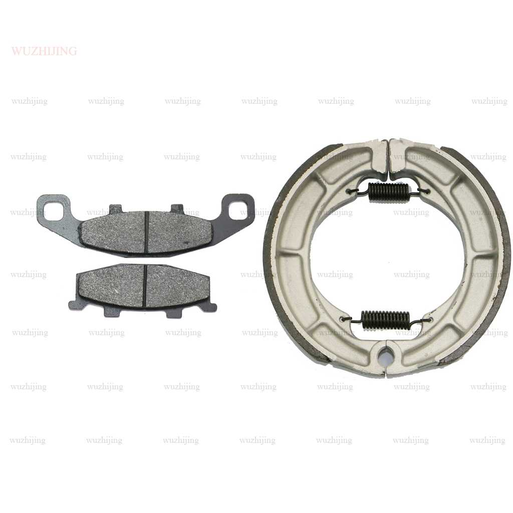 Detail Feedback Questions About Brake Pads Shoe Fit For Kawasaki Er