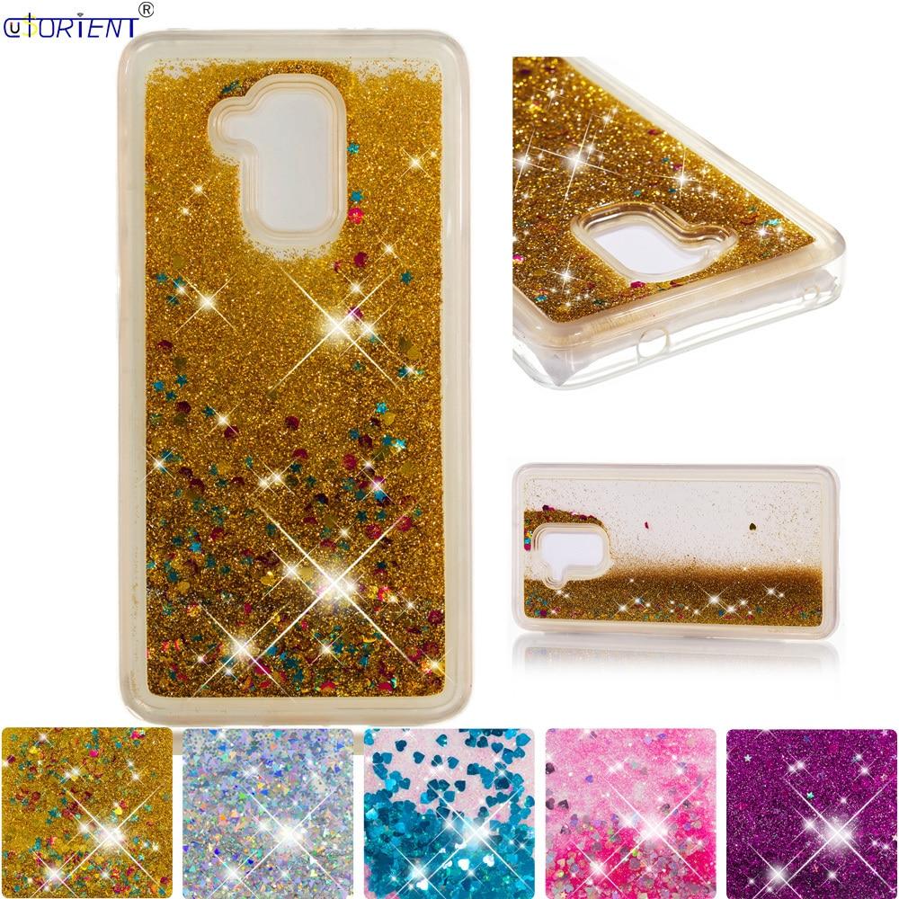 2019 Fashion For Huawei Honor 5c Bling Case 7 Lite Gt3 Cute Cover Nem-l21 Nem-l51 Nmo-l31 Glitter Quicksand Phone Cases Nem L51 L21 Funda Beneficial To The Sperm Half-wrapped Case