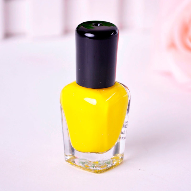 17 Colors 8ML Water based Peeling off Gel Nail Polish Manicure Nail ...