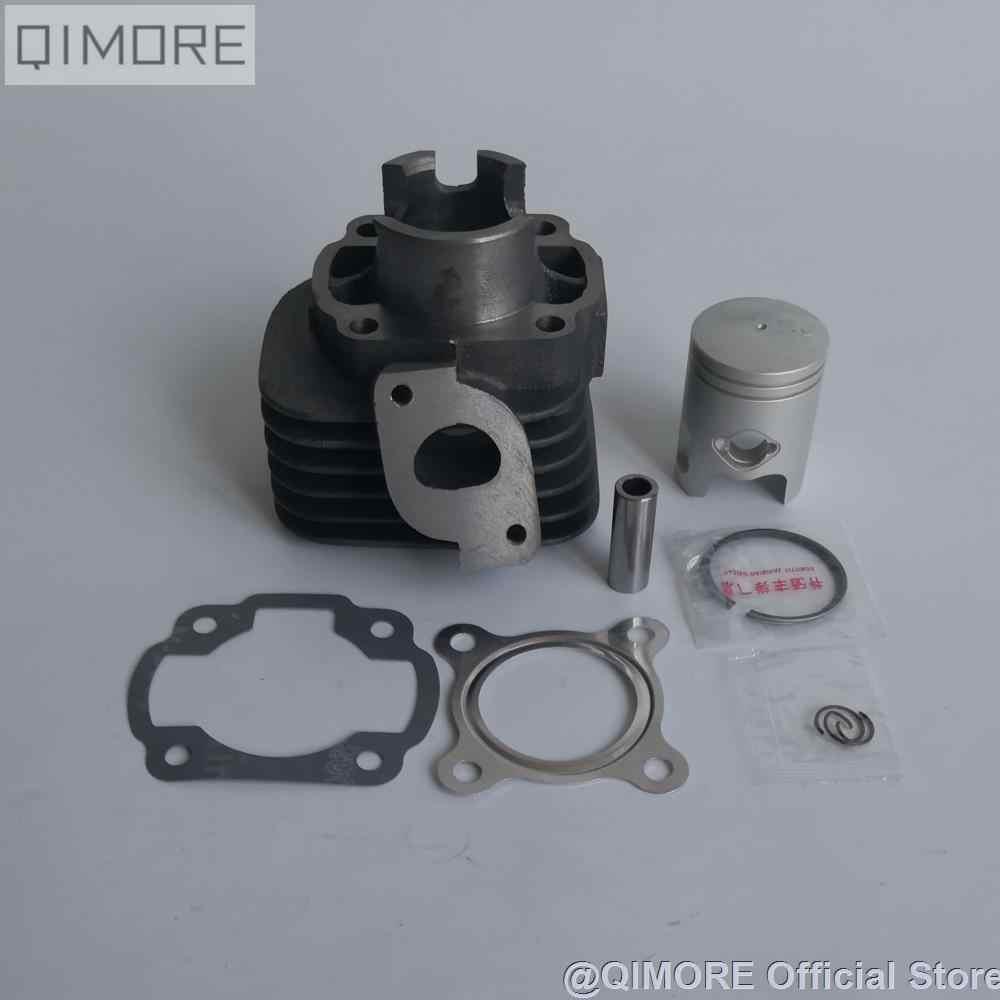 CPI 1E40Qmb Keeway Ventilador Cilindro de Aspecto de Carbono para Mina Relli Tumbado