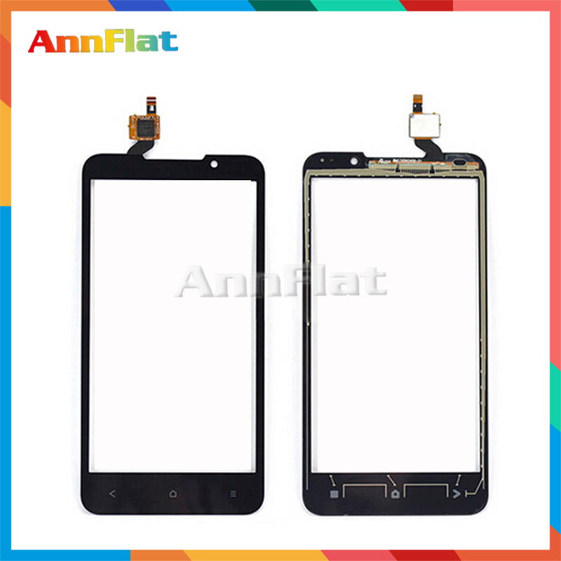 High Quality 5.0 For HTC Desire 516 Touch Screen Digitizer Front Glass Lens Sensor Panel + Tracking code