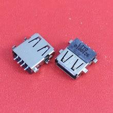 1Piece Laptop 2.0 USB jack socket port connector suitable for notebook Acer E1-571G 571G недорого