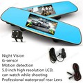 Car DVR Digital Video Registrator Full HD 1080P Night vision function with free shipping