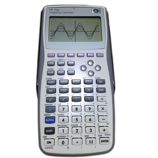 Free Shipping 1 Piece New Original Calculator Graphic For 39gs