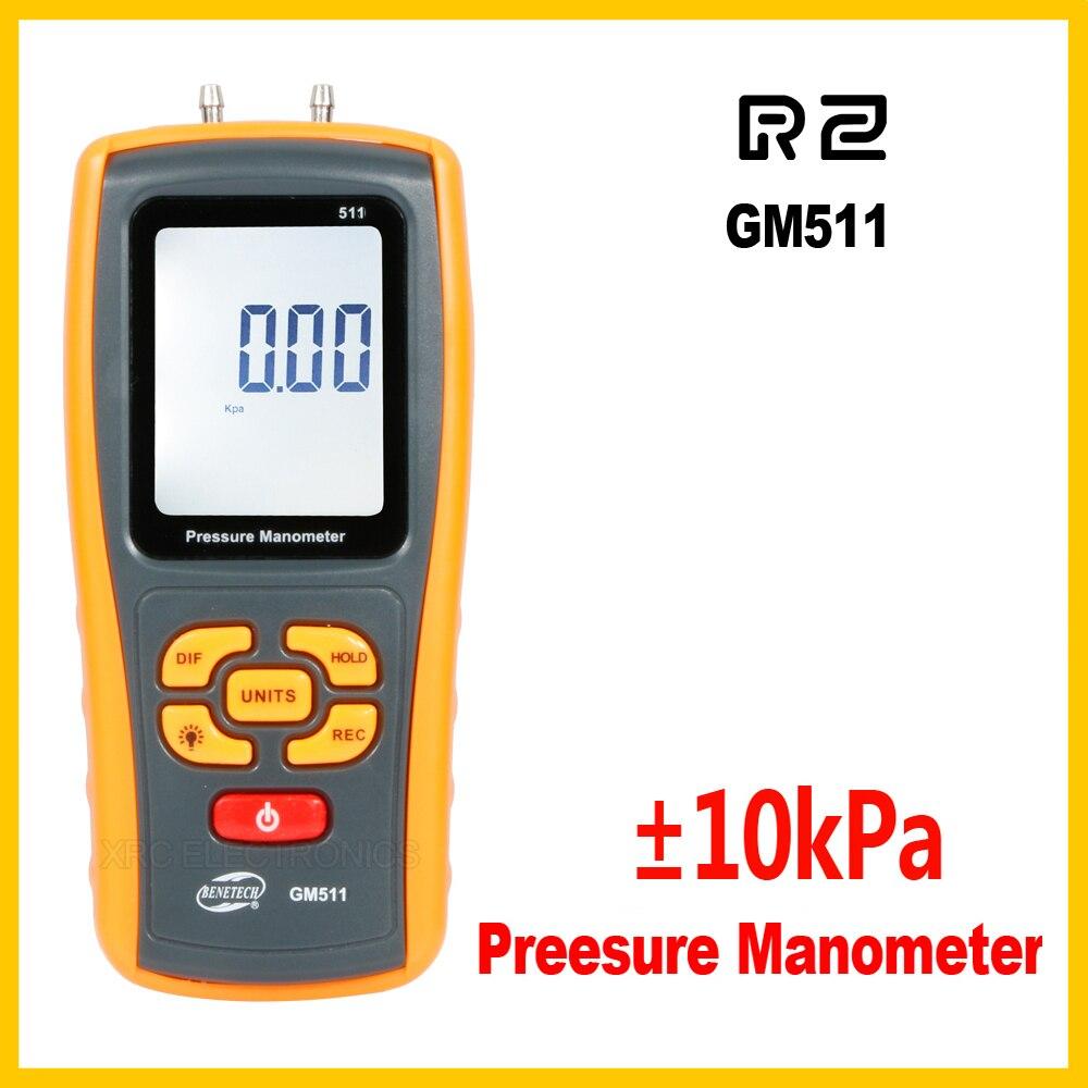 RZ NEW Digital Pressure Gauge Price with manometer gauge Measuring range 0~10kPa GM511RZ NEW Digital Pressure Gauge Price with manometer gauge Measuring range 0~10kPa GM511