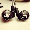 Top Sound Quality DIY 3.5mm Music Metal In-ear Earphone Earbud Earbud AUGLAMOUR R1S/R1 AG1 Headset Earphone For MP3