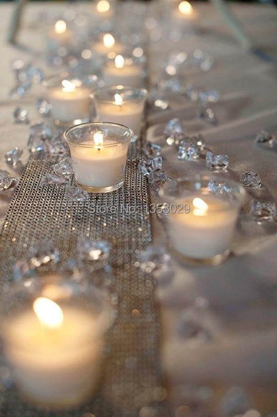TABLE CENTERPIECES Table Centerpieces Table Decorations Crystals. Free  Shipping 4.75