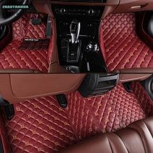 ZHAOYANHUA car floor mats for Infiniti Q50 Q70 Q70L G25 G35 G37 M25 M35 M37 waterproof 5D car styling carpet liners