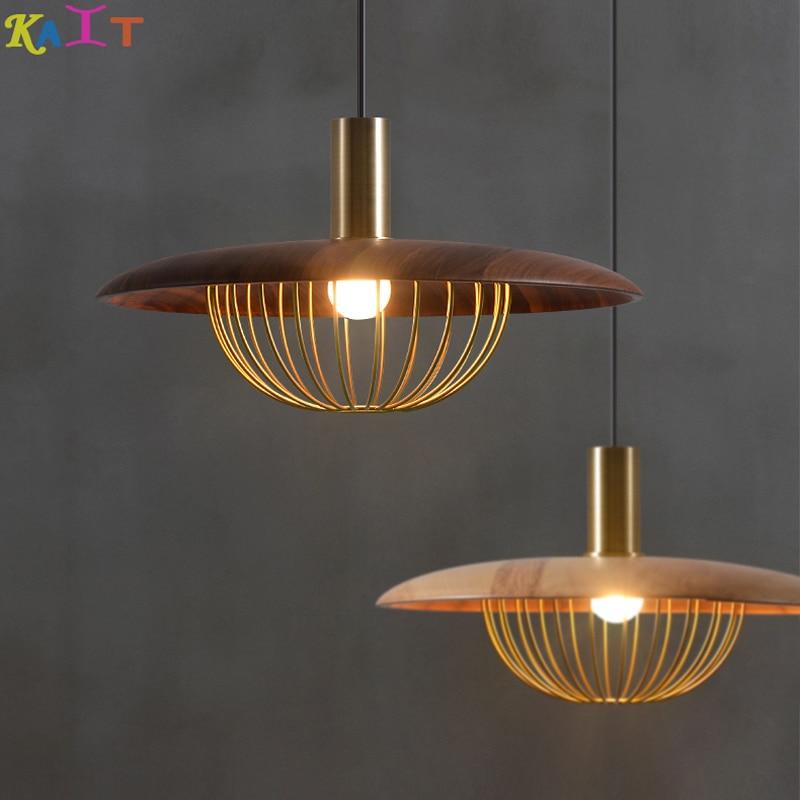 kgreat loft LED Pendant Lights creative American retro industrial style rural warehouse Pendant Lamps