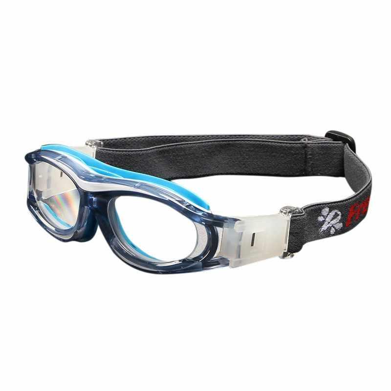169e92e08ba ... Professional Children Kids Sport Goggles Frame Prescription Outdoor Sport  Soccer Ball Basketball Safety Glasses for Children