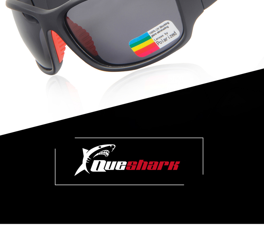 HTB1Ko5 aLjsK1Rjy1Xaq6zispXaK NEW QUESHARK Men Polarized Fishing Sunglasses Hiking Angling Goggles Sports Cycling Fisherman Glasses Uv400 Fishing Eyewear