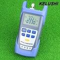 KELUSHI DXP-40D FTTH Fibra Óptica Medidor de Potencia De Fibra Óptica Cable Tester-$ number dbm ~ $ number dbm SC/FC Conector envío Gratis