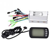 Electric Brushless 36V with Lcd-Panel-Meter Digital-Gauge-Set for E-Bike Scooter Bicycle-Controller
